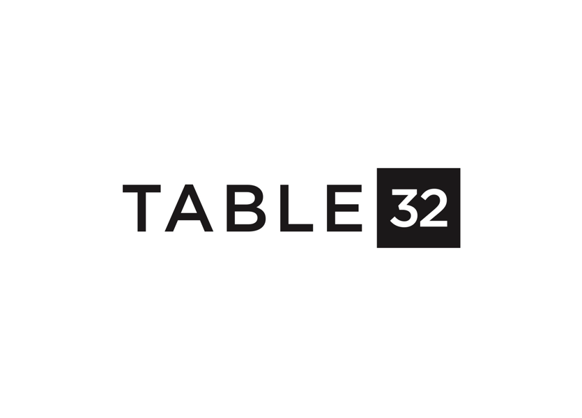 Table 32 Welcome To Table 32
